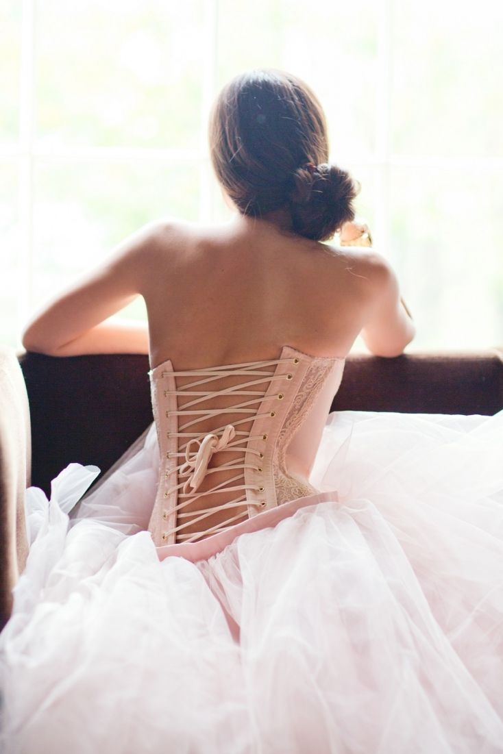 corsets and tulle