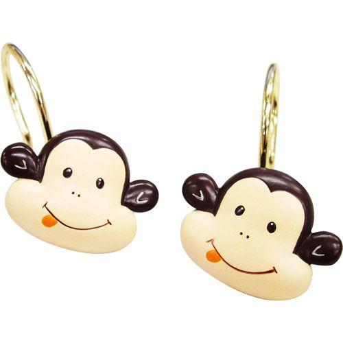 Monkey Bathroom Set Walmart: 59 Best Images About BATHROOM IDEAS FOR KIDS On Pinterest