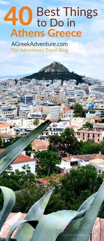 Here: https://agreekadventure.com/best-things-to-do-in-athens-greece/ 40 Best Things to Do in Athens Greece.