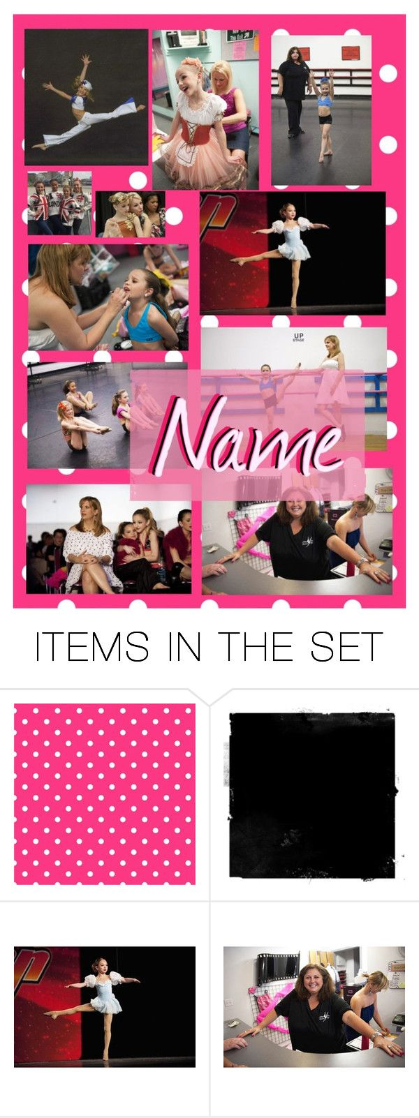 """""""Dance moms wallpaper"""" by wallpapersforvolleyballgirl12345 ❤ liked on Polyvore featuring art"""