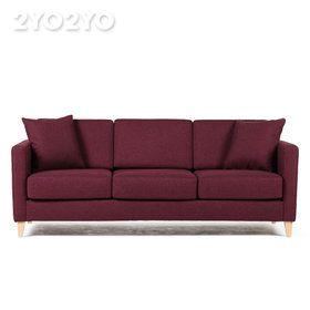 "Gmarket - [스타일k LMS006] 이요이요 3.0쇼파 플럼 컬러/ 스타일K PLUM 3 seat Sofa 5'7"" 504,000"