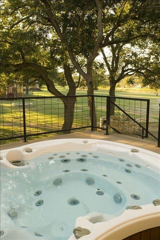 Hot tub!!!!