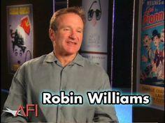 Robin Williams On Dustin Hoffman's TOOTSIE Performance