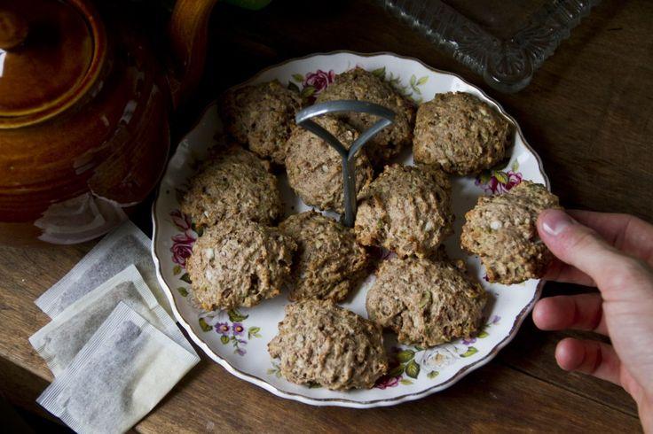 Biscuits aux épices d'automne