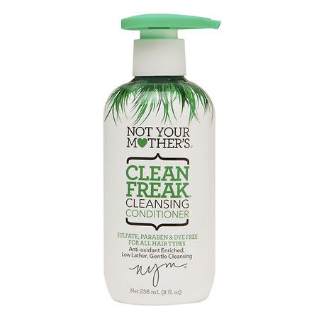 Not Your Mother's Clean Freak Cleansing Conditioner