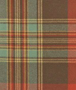 Ralph Lauren Walker Tartan Original Fabric : Image 2