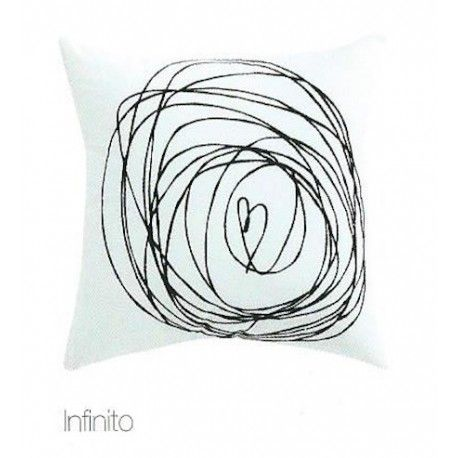 Cojín Infinito