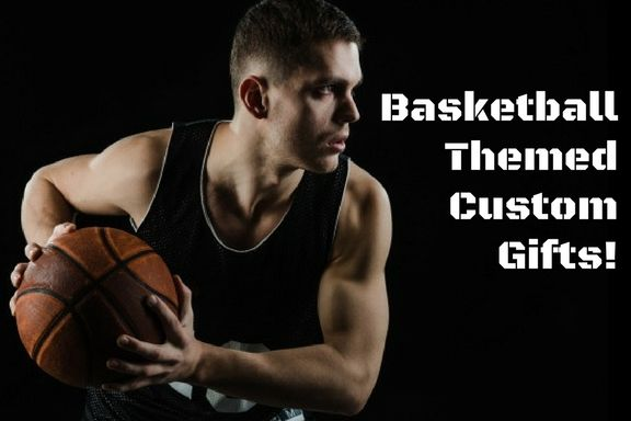 Custom Basketball Gear- Make Your Brand The Favorite Of Your Sports loving Recipients! #promotionalproducts #giveaways #blog #marchmadness #basketballtheme