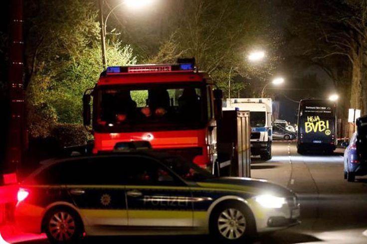 Niemcy: Niemiecka policja zatrzymała islamistę, podejrzanego o atak na autobus.