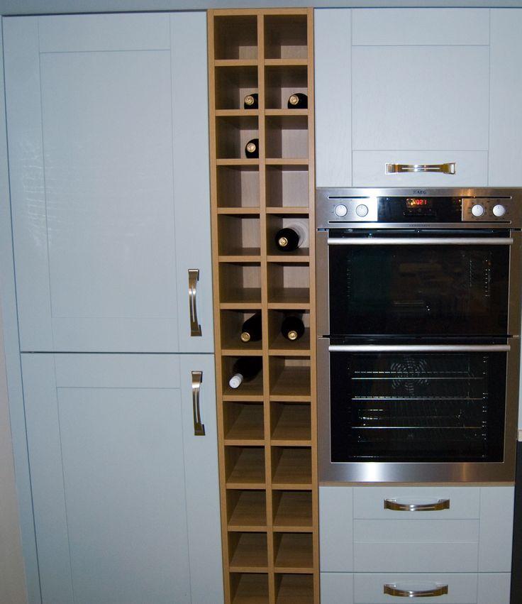 Tall 1970mm wine rack unit