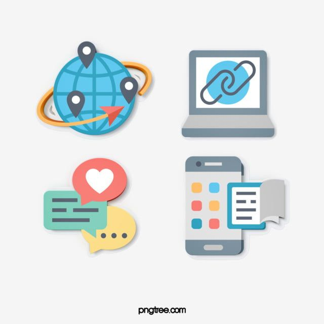 Modern Fashion 3d Stereo Science And Technology Communication Icon Design 3d Cartoon Icon Png Transparent Clipart Image And Psd File For Free Download Communication Icon Icon Design Technology Icon