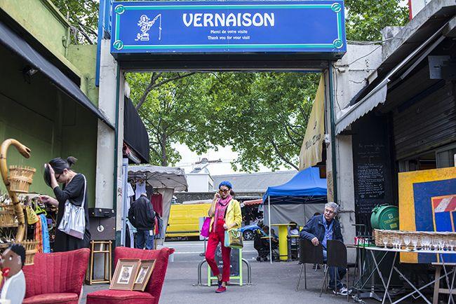 Paris flea markets