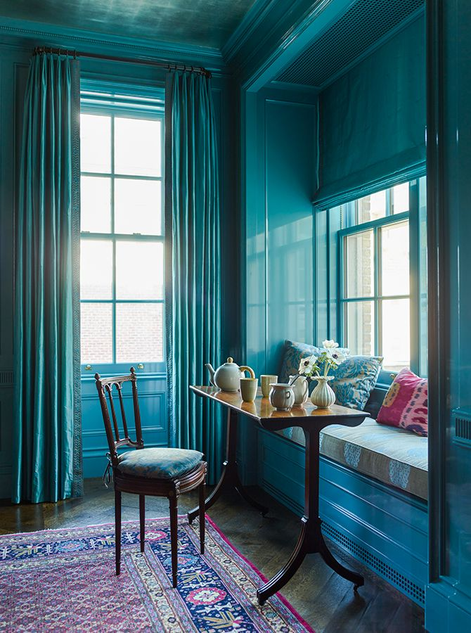 Best 25 Peacock Blue Paint Ideas On Pinterest