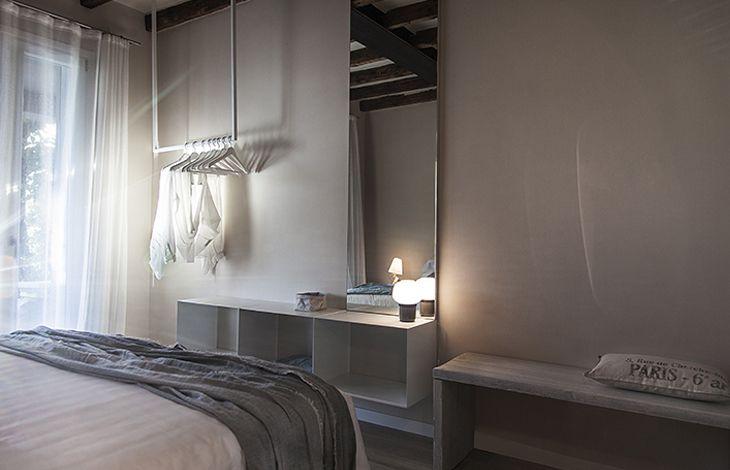Le nostre camere semplici e comode.