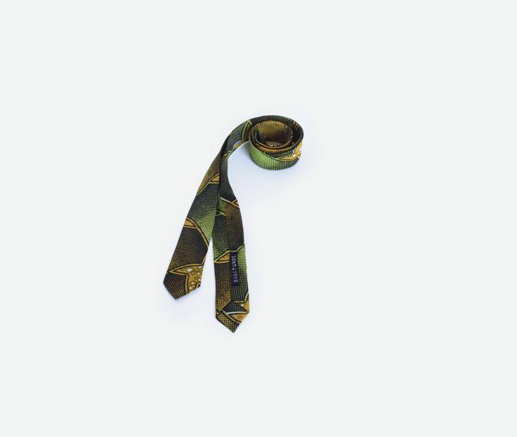 Inhambane Skinny Tie