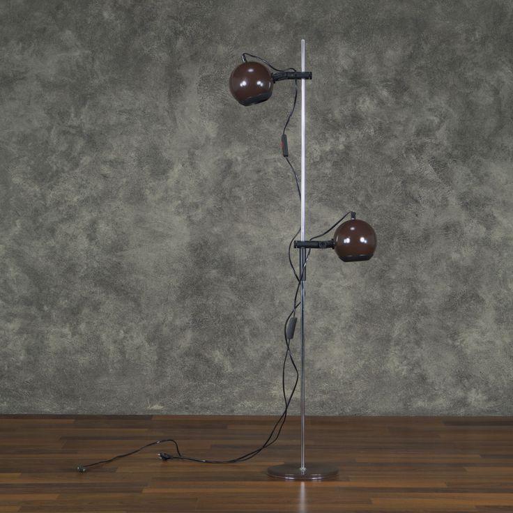 Duńska lampa podłogowa ABO – MODA