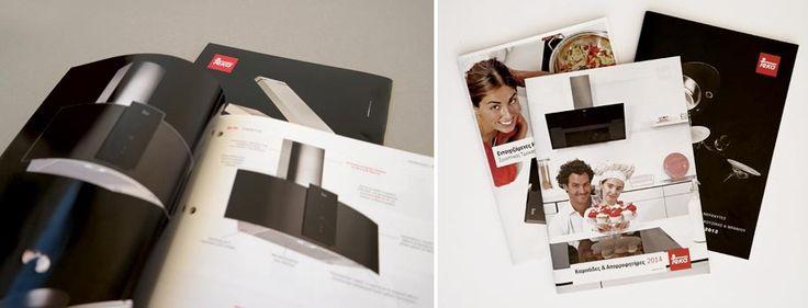 ThinkBag designed the Kitchen Appliances brochures of TEKA Hellas.