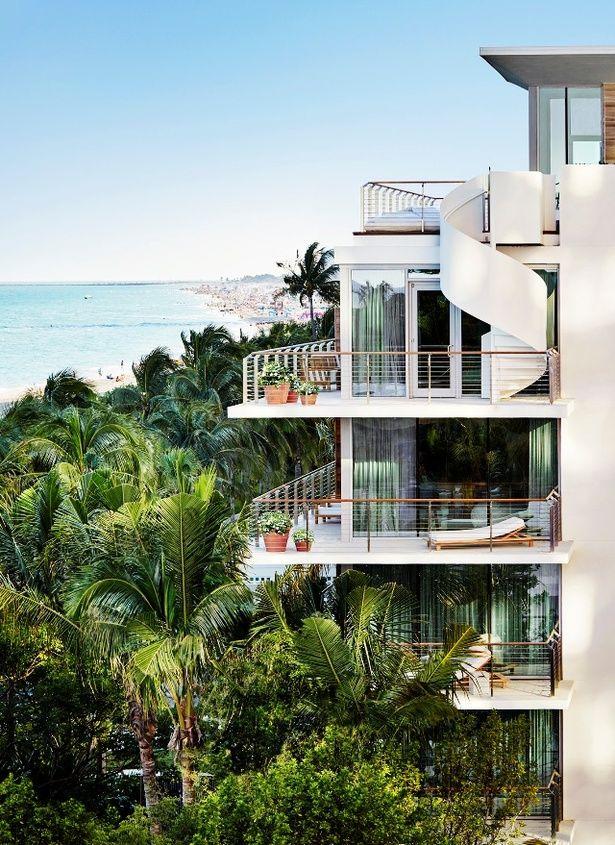 ザ・マイアミ・ビーチ・エディション(アメリカ) マイアミで土地の鼓動をつかむ。それこそ旅というLIVEの醍醐味
