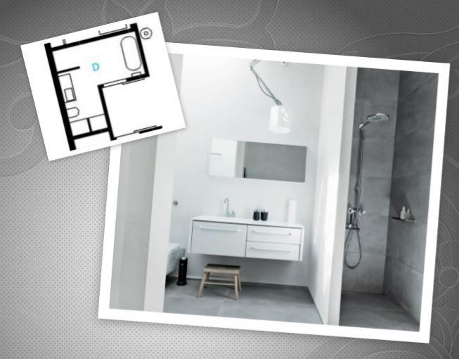70 beste afbeeldingen over badkamers op pinterest toiletten hedendaagse badkamers en grijze - Een mooie badkamer ...