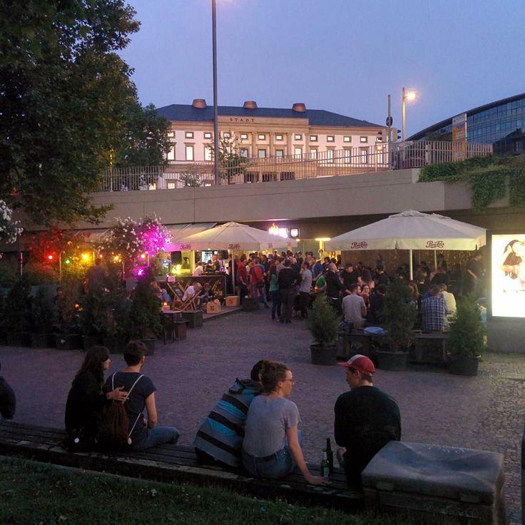 Bester #Biergarten der Stadt. #Goldmarks #Stuttgart