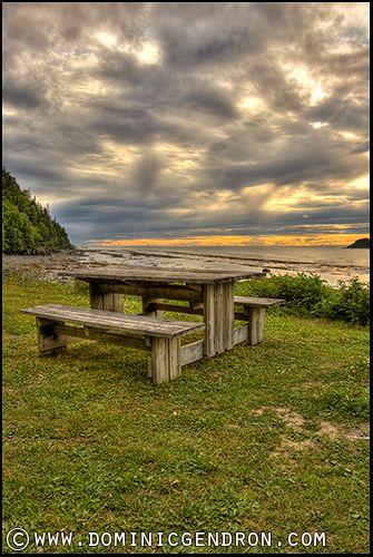 Quebec, Parc national du Bic Le Bic ~ amazing photography of Dominic Gendron Rimouski