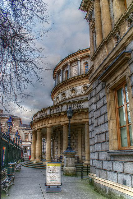 The Irish National Museum, Dublin, Ireland