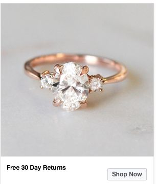 Brilliant Earth Oval Engagement Ring