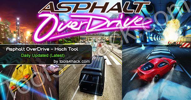 Asphalt OverDrive Hack - v4.02 Latest Updated Version will generate CASH and GOLD! Try Asphalt OverDrive Hack / Cheats Right Now! How Hack Asphalt Overdrive