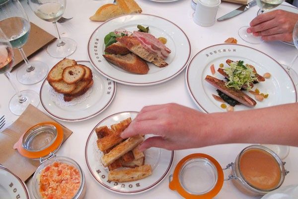 Bouchon | The Ambitious Eaters Weekend Guide to SF | FATHOM San Francisco Travel Guides and Travel Blog