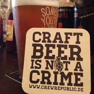 CREW Republic Brauerei Munchen