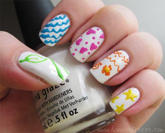 migi nail art design ideas