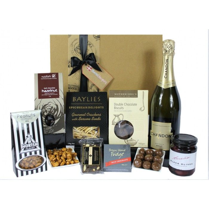 Thanx Hampers - Sparkling Delight