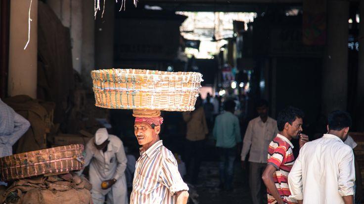 "I just posted ""Mumbai's markets"" to Exposure"