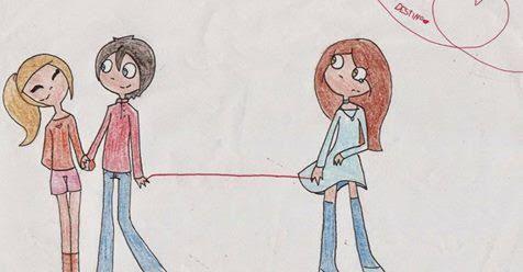 El hilo rojo del destino, si tienes pareja o haz tenido, quizás vuelva. ¡Te interesará leer esto! | Mis Curiosidadess