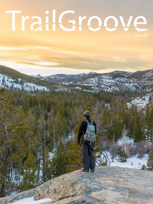 TrailGroove Backpacking and Hiking Magazine - Issue 20
