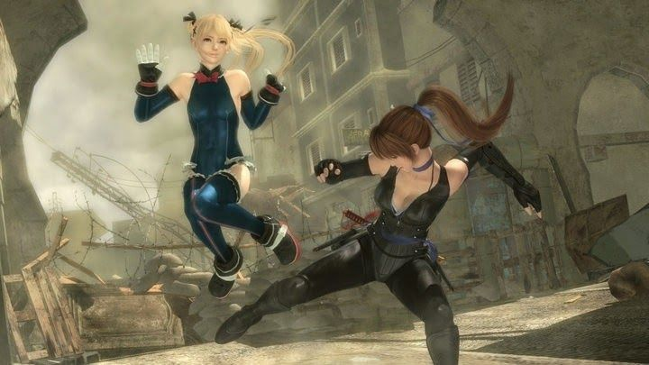 Get Ready Fight 3 of Dead or Alive 5 Last Round tutorial series [PS3/PS4/Xbox 360/Xbox One]