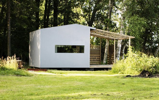 Mini House / Jonas Wagell