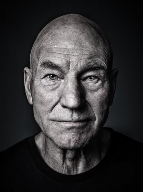 Sir Patrick Stewart - © All images are copyrighted to Andy Gotts
