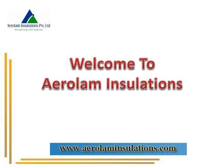 Building Insulation Material Manufacturer India