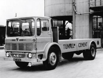 AEC Mercury (TGM4R) '1964–77