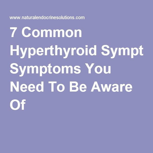 Hyperthyroidism can be a scary condition to deal with, and I can tell you from self experience that before I was personally diagnosed with hyperthyroidism I was nervous about the elevated heart rate and heart palpitations I was dealing with.  The severity of these symptoms is what makes many people choose radioactive iodine treatment.  However, there definitely are risks associated with radioactive iodine, which I have discussed in other articles.  With regards to the hyperthyroid…