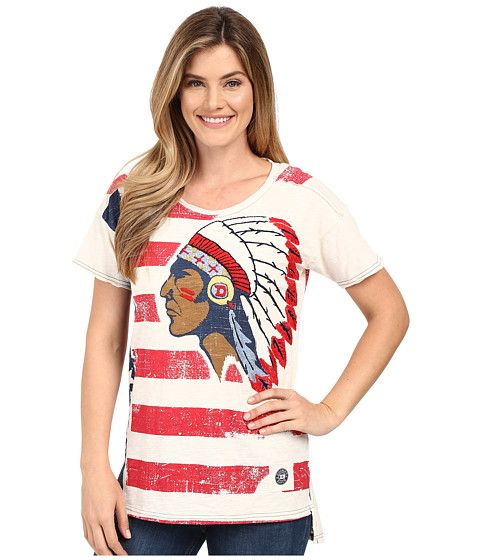 Double D Ranchwear To See Ol' Glory Fly Top String - Zappos.com Free Shipping BOTH Ways