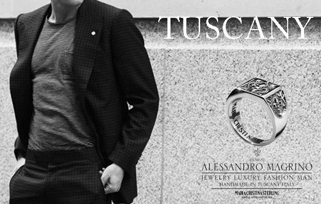 Tuscany Man Collection