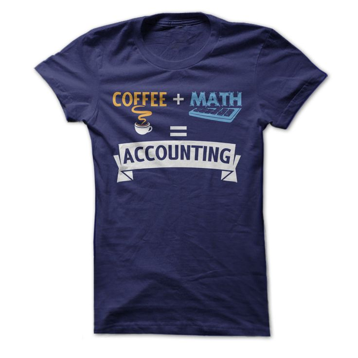 Coffee + Math = Accounting