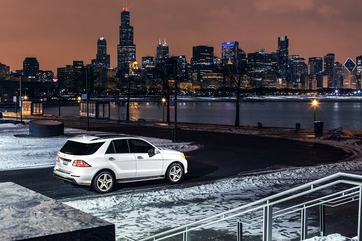 Panoramic #Mercedes M-Class Photos in the #WindyCity http://www.benzinsider.com/2014/02/panoramic-mercedes-m-class-photos-in-the-windy-city/