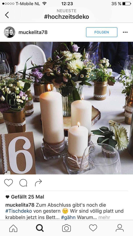 19 besten Astrids Hochzeitsdeko Bilder auf Pinterest