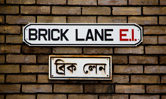 Brick Lane, via Flickr.