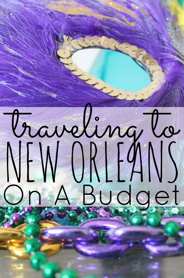 New Orleans Recap – Cost and Pictures! Here is how I did New Orleans on a budget and how you can as well.
