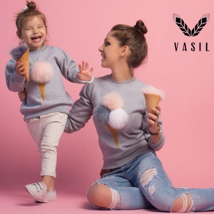 Instagram @vasildoubledress #icecrem