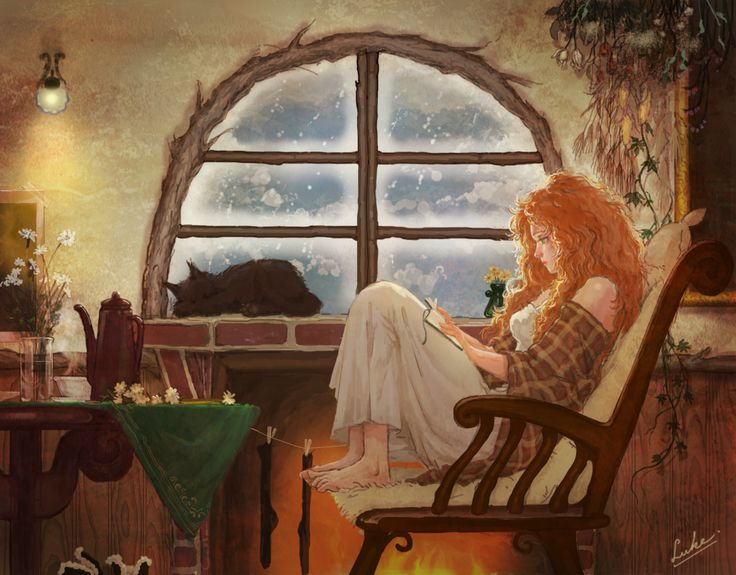 """faeryhearts: """" A person entranced by a book simply forgets to breathe. The house can catch alight and a reader deep in a book will not look up until the wallpaper is in flames. ― Mister Pip, by Lloyd Jones. """""""